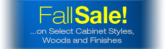Fall Sale at Landmark Kitchen and Bath Design | CKD | CBD