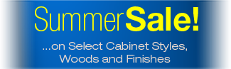 Summer Sale at Landmark Kitchen and Bath Design | CKD | CBD